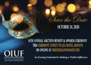 Auction 2020 Save The Date